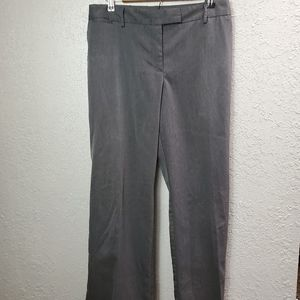 Daisy Fuentes Dark Gray Slacks Sz. 22